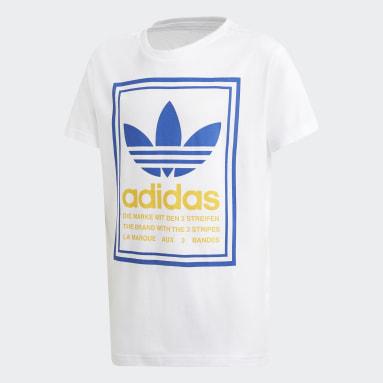Camiseta Estampada Originals (UNISSEX) Branco Kids Originals