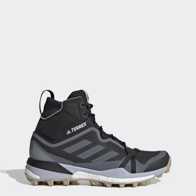 Women TERREX Black Terrex Skychaser LT Mid GORE-TEX Shoes