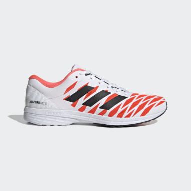 Men's Running White Adizero RC 3 Tokyo Shoes