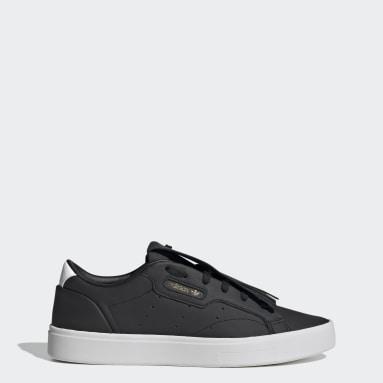 Kvinder Originals Sort adidas Sleek shoes