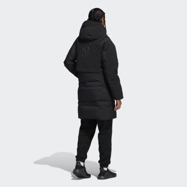 Dames City Outdoor Zwart Pharrell Williams MYSHELTER COLD.RDY Jack