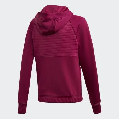 Veste à capuche COLD.RDY Full-Zip Bordeaux Filles Sports D'hiver