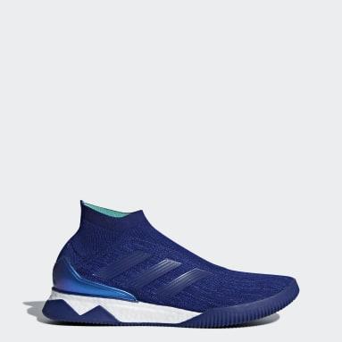 Men's Soccer Blue Predator Tango 18+ Shoes