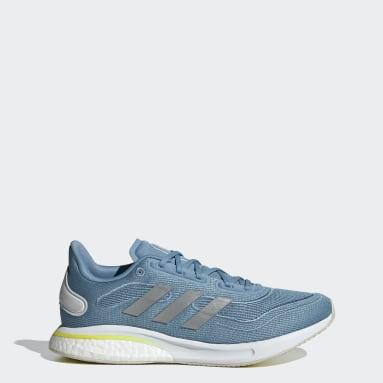 Kvinder Løb Blå Supernova sko