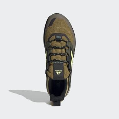 Men TERREX Brown Terrex Trailmaker Hiking Shoes