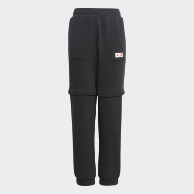 Kids Lifestyle Black adidas x Classic LEGO® Two-In-One Slim Pants