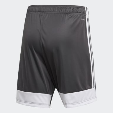 Men Football Grey Tastigo 19 Shorts
