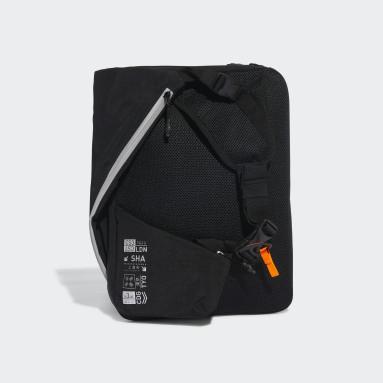 Sac bandoulière 4CMTE Mega Crossbody Noir Fitness Et Training