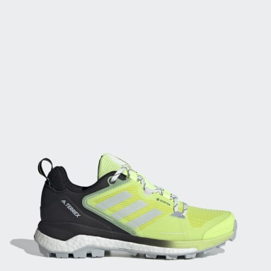 Women TERREX Yellow Terrex Skychaser GORE-TEX 2.0 Hiking Shoes
