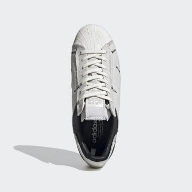 Sapatos Superstar WS1 Branco Mulher Originals