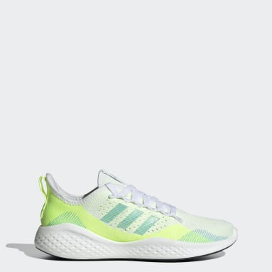 Women's Running White Fluidflow 2.0 Shoes