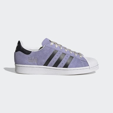 Originals Purple Superstar Shoes