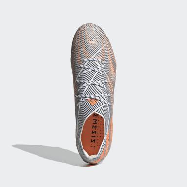 Chaussure Nemeziz.1 Terrain souple Blanc Football