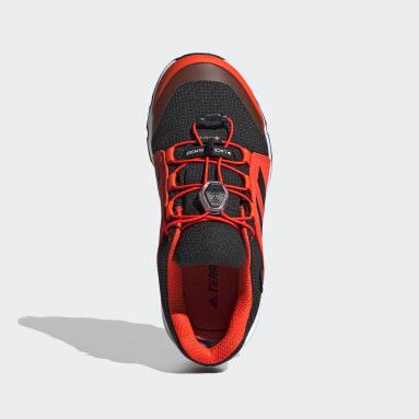Children TERREX Black Terrex GORE-TEX Hiking Shoes
