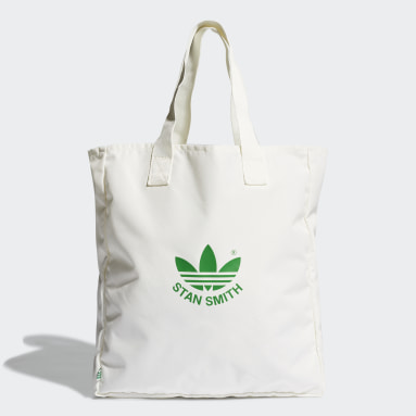 Originals White Stan Smith Shopper Bag