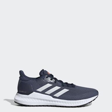 Løb Blå Solar Blaze sko