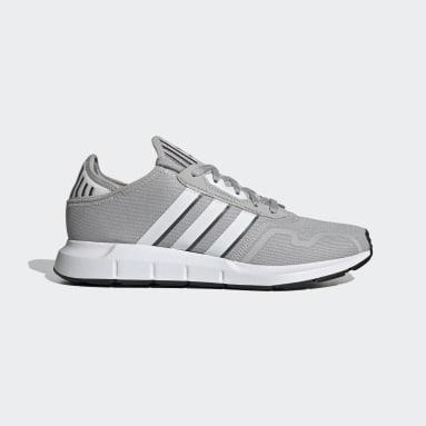 Men's Originals Grey Swift Run X Shoes
