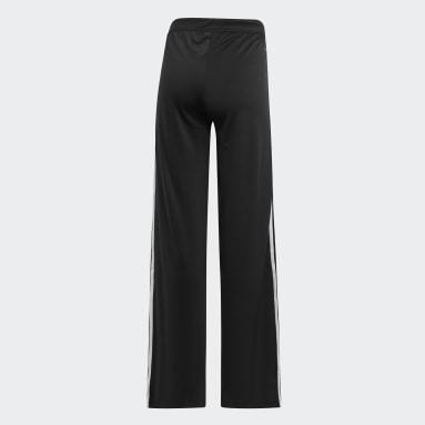 Pants Designed 2 Move 3 Franjas Negro Mujer Training