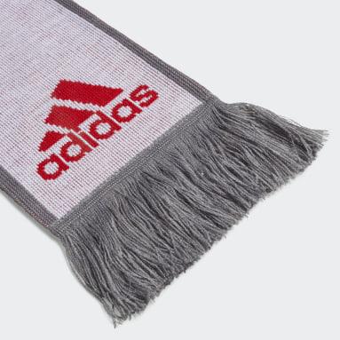 Fußball Spanien Schal Weiß