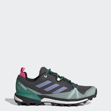 TERREX Black Terrex Skychaser LT GORE-TEX Hiking Shoes