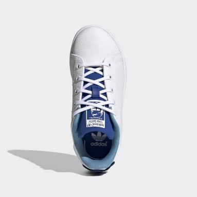 Zapatillas Stan Smith Primeblue Blanco Niño Originals