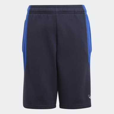 Youth 8-16 Years Originals Blue adidas SPRT Collection Shorts