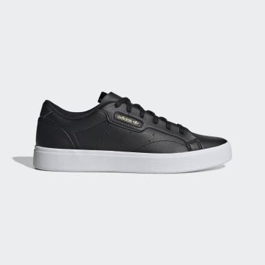 Women Originals Black adidas Sleek Shoes