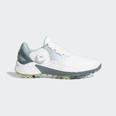 Dam Golf Vit ZG21 BOA Golf Shoes