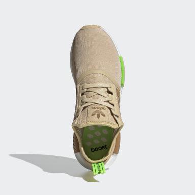 Men Originals Beige NMD_R1 Shoes