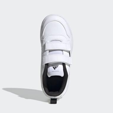 Çocuklar Koşu Beyaz Tensaur Ayakkabı