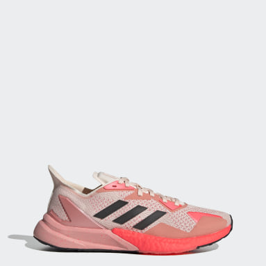 Tênis X9000L3 Rosa Mulher Running