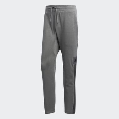 Men's Basketball Grey Cross-Up 365 Pants