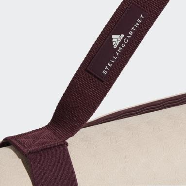 Ženy adidas by Stella McCartney růžová Podložka na jógu adidas by Stella McCartney