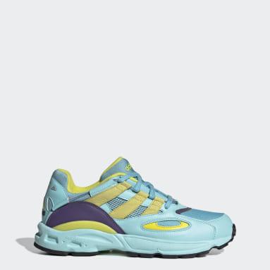 Sapatos LXCON 94 Azul Mulher Originals