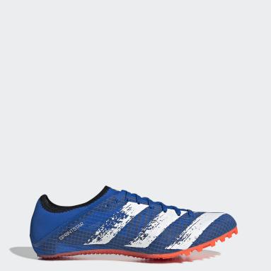 Track & Field Blue Sprintstar Spikes