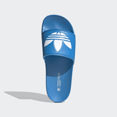 Originals Blue Adilette Lite Slides