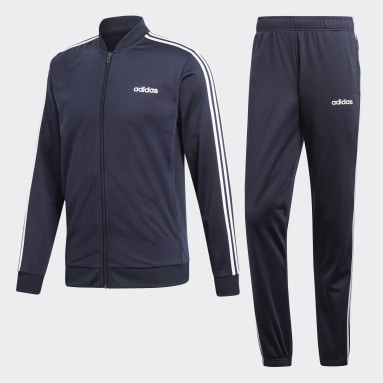 Men Lifestyle 3-Stripes Track Suit