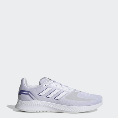 Men Running White Runfalcon 2.0 Shoes