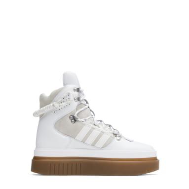 Kvinder Originals Hvid Super Sleek støvler