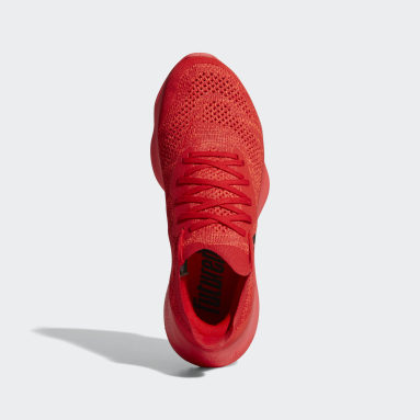 Running Red Futurenatural Shoes