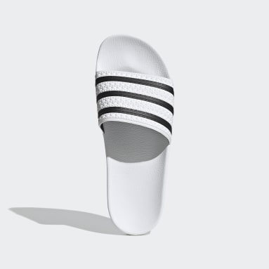 Chinelos Adilette Branco Originals