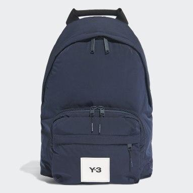 Y-3 modrá Batoh Y-3 Techlite Tweak
