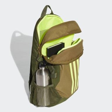 Tennis Brun Power 5 rygsæk