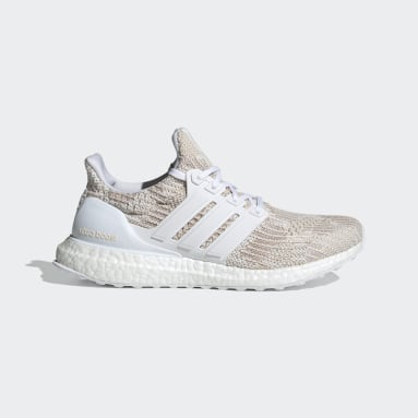 Women's Running White Ultraboost 4.0 DNA Shoes