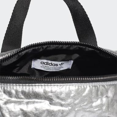 Women Originals Silver Mini Duffel Bag