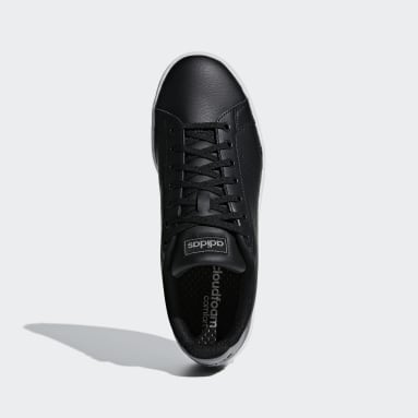 Men Sport Inspired Black Advantage Shoes