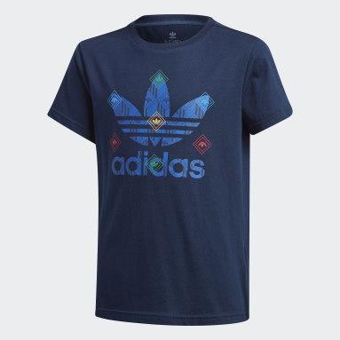 Camiseta Originals (UNISSEX) Azul Kids Originals