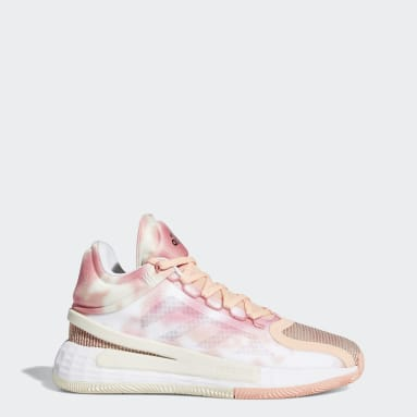 Basketball Pink D Rose 11 Shoes