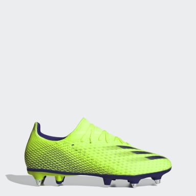 Football Green X Ghosted .3 Soft Ground Boots