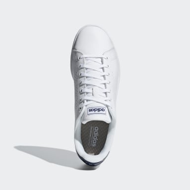 Essentials White Advantage Shoes